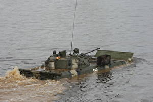 Pictures MICV Military vehicle Water Army