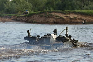 Image Military vehicle Water Infantry fighting vehicle