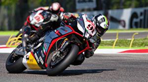 Wallpaper Motocross Motorcyclist Sport