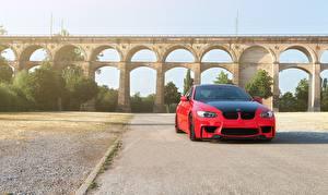 Picture BMW Bridges Asphalt m3 e92 Cars