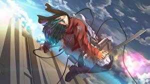 Pictures Attack on Titan Warrior Flight Xenocracy, Mikasa Ackerman Girls
