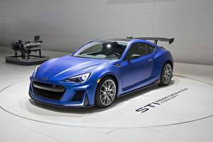 Fotos Subaru Hellblau 2015 STI Performance
