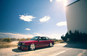 Pictures Sky BMW Tuning stance 3 series auto
