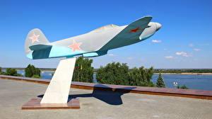 Hintergrundbilder Denkmal Flugzeuge Wolgograd Museum Panorama Museum The Battle of Stalingrad