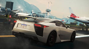 Image Need for Speed Lexus Back view Most wanted 2012 LFA Cars