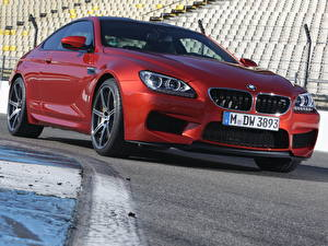 Images BMW Front Red Headlights M6 Coupe Competition Package automobile
