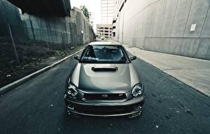 Fotos Subaru Vorne wrx sti