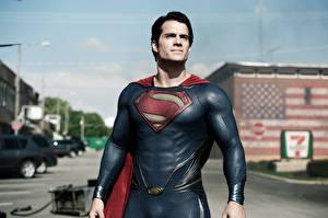 Bakgrunnsbilder Supermann helten Henry Cavill En mann Man of Steel Henry cavill Film Kjendiser