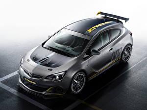Bilder Opel Grau Astra OPC Extreme