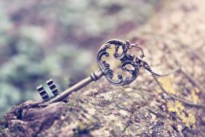 Bilder Nahaufnahme Schlüssel Key