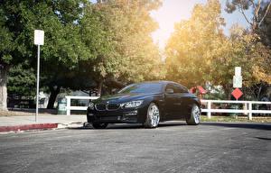 Photo BMW Black Asphalt F13 640i Vertini Cars