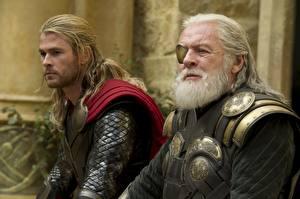 Picture Thor hero Chris Hemsworth Men Thor: The Dark World Armor 2 Anthony Hopkins, Thor, Odin film Celebrities