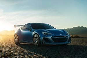 Hintergrundbilder Himmel Subaru Blau 2015 BRZ STI Performance Concept