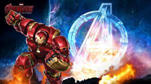 Picture Avengers: Age of Ultron Iron Man hero Heroes comics Hulkbuster Armor Marvel Comics Tony Stark Fantasy