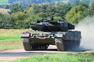 Image Tank Leopard 2 German