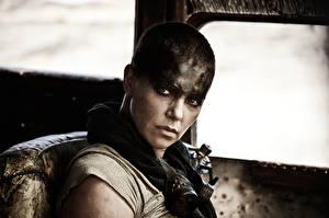 Bilder Mad Max: Fury Road Charlize Theron Film Prominente Mädchens