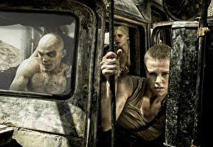 Bilder Mad Max: Fury Road Charlize Theron Mann Film Prominente Mädchens