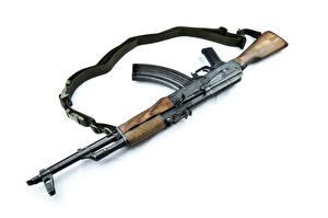 Fotos Sturmgewehr Großansicht AK 47