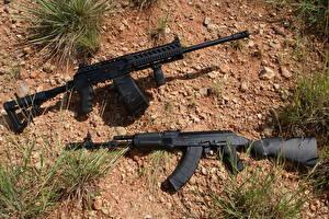 Images Shotgun Assault rifle 2 Saiga-12 Army