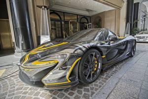 Sfondi desktop McLaren Tuning Costose P1 autovettura