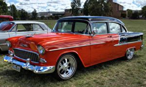 Wallpaper Chevrolet Antique Tuning Metallic Cars