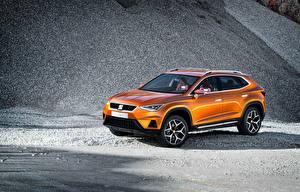 Fotos Seat Orange 2015 Concept 20V20
