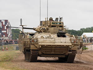 Pictures Infantry fighting vehicle Warrior, Tankfest 2015 Army