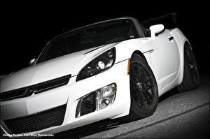 Bilder Opel Weiß Fahrzeugscheinwerfer Cabrio Charles Siritho