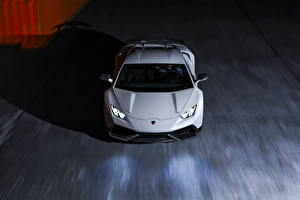 Hintergrundbilder Lamborghini Vorne Luxus Huracan LP640-4 Novitec Torado Autos