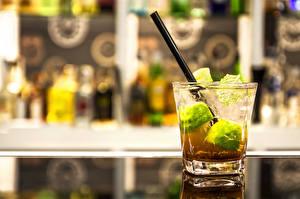 Hintergrundbilder Cocktail Getränke Großansicht Limette Trinkglas Lebensmittel