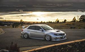 Bilder Subaru Impreza WRX STi Stance BellyScrapers Low JDM