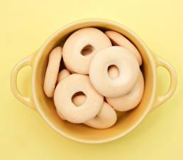Fotos Kekse Backware Großansicht Tasse Lebensmittel
