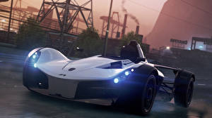 Picture Need for Speed Front Most Wanted 2012 BAC Mono Cars