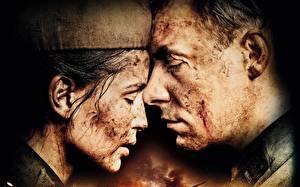 Picture Soldier Men Two Face Battle for Sevastopol 2015 film Girls