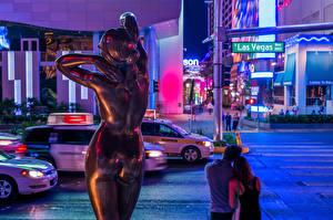 Hintergrundbilder Vereinigte Staaten Skulpturen Las Vegas Nevada