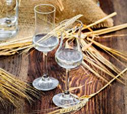 Bilder Getränke Dubbeglas 2 Ähre Lebensmittel