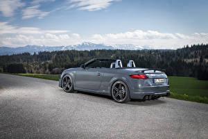 Images Audi Gray Cabriolet Metallic 2015 Audi TT roadster (Abt) automobile