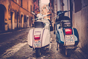 Picture 2 Street Jamie Frith Piaggio Rome motorcycle