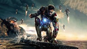 Pictures Avengers: Age of Ultron Robert Downey Jr Men Iron Man hero Heroes comics Celebrities