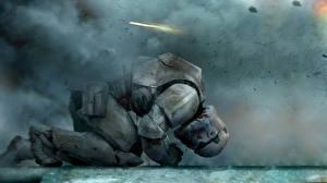 Pictures Star Wars - Movies Soldiers Clone trooper Helmet star wars 7 stormtrooper Fantasy