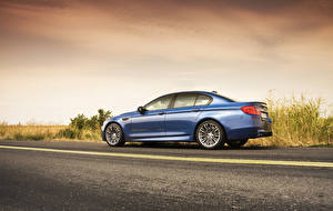 Pictures BMW Roads Side M5 F10 automobile