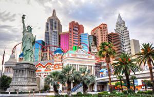 Fotos USA Las Vegas Freiheitsstatue