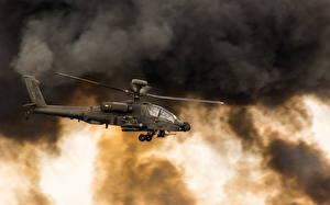 Fotos Hubschrauber AH-64 Apache