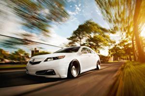 Pictures Honda White Riding accord acura tsx auto