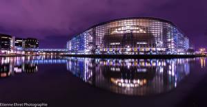 Fotos Frankreich Straßburg European Parliament