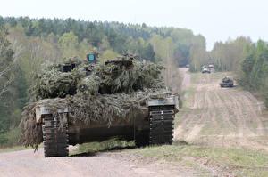 Picture Tanks Leopard 2 Leopard 2A4