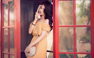 Image Asiatic Telephone Girls