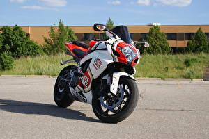 Bakgrunnsbilder Suzuki - Cars gsx-r750 lucky strike motorsykkel