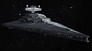 Bureaubladachtergronden Star Wars (Film) Schepen film Fantasy Ruimte