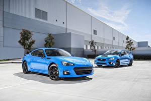 Pictures 2 Light Blue Metallic 2016 Subaru BRZ HyperBlue Cars